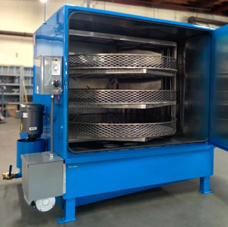 Large Automatic Parts Washer