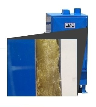 Insulated Partes Washer