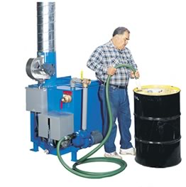 Water Evaporator Drum